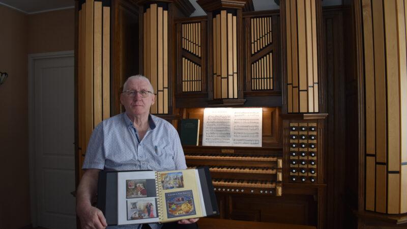 'Je moet een beetje een orgeltik hebben'